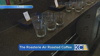 Behind the scenes at The Roasterie - Video
