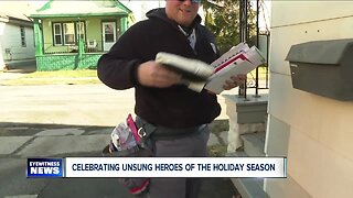Celebrating unsung heroes of the Holiday Season