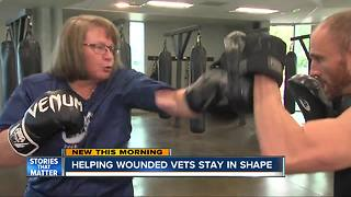 San Diego groups help injured military veterans stay fit - Video