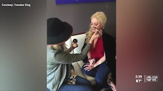 Hollywood makeup artist brings her experience with the stars to Tampa
