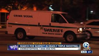 Police identify 2 victims of deadly West Palm Beach shooting - Video