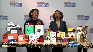 Shaunya Hartley Holiday Gifts - Video