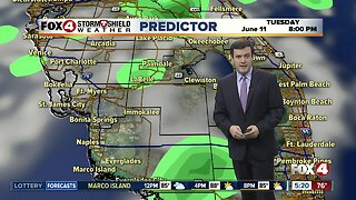 Forecast: Fewer storms and more sunshine for your Tuesday