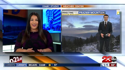 23ABC Evening weather update March 3, 2021