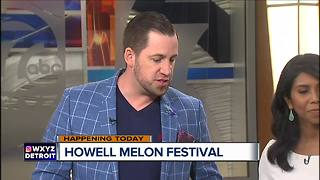 Howell Melon Festival - Video