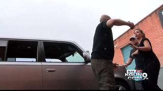 Road rage defense class teaches you how to fend off angry drivers - Video