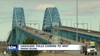 Cashless tolls coming to Grand Island - Video