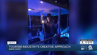 Businesses get creative to scare up tourism for Halloween in Martin County