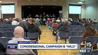 Latest scandals have changed the game for 8th Congressional District of Arizona - Video
