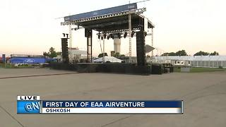 First day EAA Opening night concert - Video