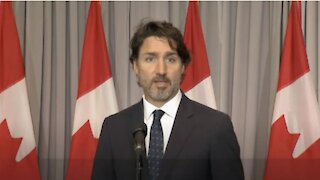 Trudeau Says Canada Must 'Remain Vigilant' To Avoid A Fall Lockdown