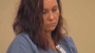 Lacy Morris back in court Thursday - Video