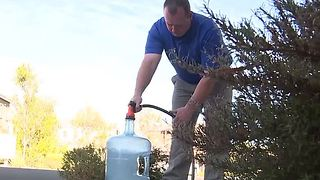 Sky high water bill leads to major mystery - Video