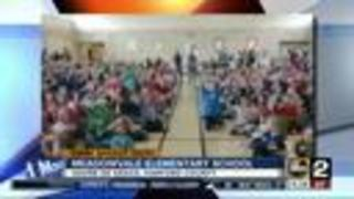 Good morning from students at Meadowvale Elementary School - Video