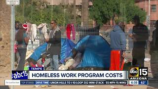 Grant could help provide jobs for homeless in Tempe - Video