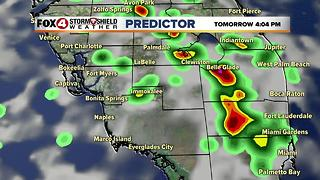 Higher Rain Chances This Week - Video