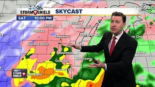 Michael Fish's NBC26 winter weather forecast