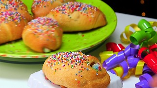 Funfetti Crescent Rolls - Video
