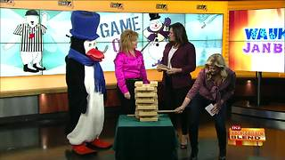 Get Your Game On at the Waukesha JanBoree! - Video