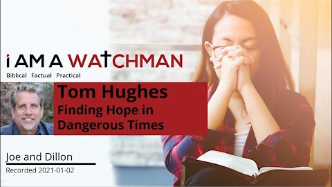 Tom Hughes on I Am a Watchman Interview