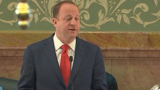 In first State of the State speech, Colorado Gov. Jared Polis outlines ambitious policy agenda
