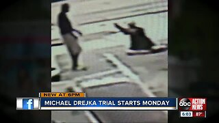 Michael Drejka: Trial begins for man who killed Markeis McGlockton outside Clearwater store