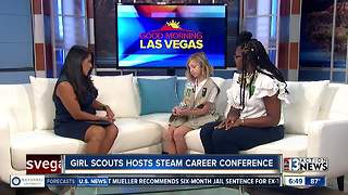 Girls Scouts hosting STEAM related all girls conference