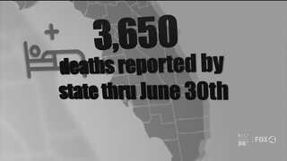Florida COVID-19 death toll likely higher
