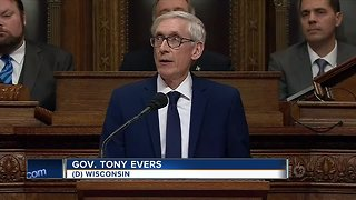 Gov. Tony Evers' first state budget spells out his spending priorities for the next two years