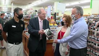 Vidler's gets a special award after 90-years of operation