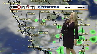 FORECAST: Warm and breezy Thursday