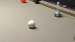 Billiards player with no hands goes for gold in the Idaho Senior Games - Video