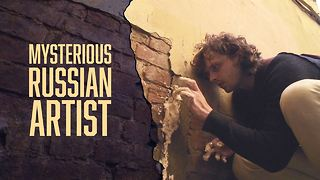 Street art and dolls? Soviet Russia would disapprove - Video