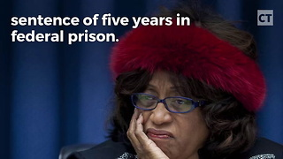 Democrat Sentenced to Five Years for Fraud - Video