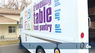 Mobile Food Pantry in Nampa
