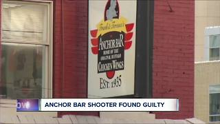 Anchor Bar shooter found guilty - Video