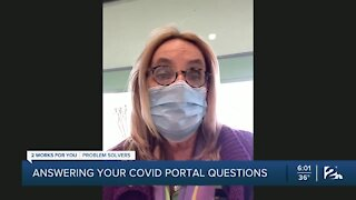 State addresses issues with new COVID-19 vaccine portal