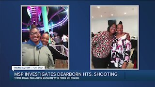 Three people dead in police-involved shooting in Dearborn Heights