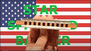 How to Play the Star Spangled Banner on the Harmonica