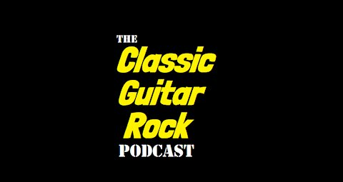 Earth Shattering Announcement from Classic Guitar Rock