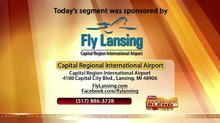 Capital Regional International Airport - 2/8/18 - Video