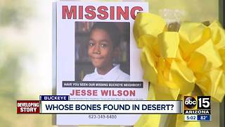 Mystery remains after human bones found in Buckeye desert - Video