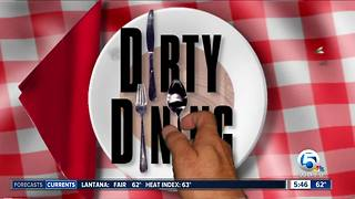 Dirty Dining: Roaches, flying insects temporarily close 2 Palm Beach Co. restaurants - Video