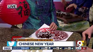 Greater Cincinnati Chinese School hosts Chinese New Year Gala - Video