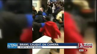 North High brawl leaves freshman girl with concussion - Video