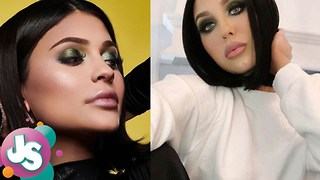 Did Kylie Jenner Rip-Off ANOTHER Beauty Guru for Her Stormi-Inspired Cosmetics Collection? -JS
