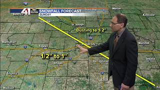 Jeff Penner Sunday Morning Forecast Update 3 2 4 18 - Video