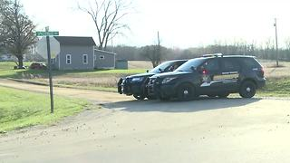 Man killed by Eaton Co. Sheriff's Deputy during shootout - Video