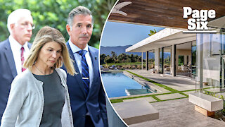 Lori Loughlin, Mossimo Giannulli stayed at luxury resort after jail