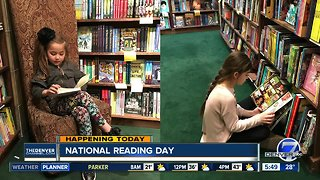 National Reading Day - what our kids are reading